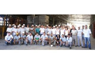 AES Brasil premia a Certel Artefatos de Cimento