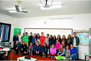 Escola Estadual Monsenhor Seger, de Travesseiro