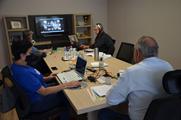 Tecnologia permitiu reunião virtual com representantes dos associados