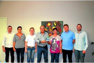 Certel recebe da Apae o Troféu Empresa Solidária