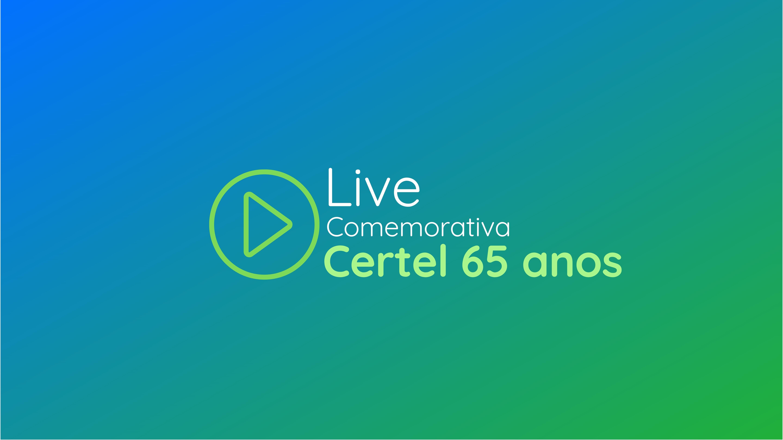 Lives marcarão o 65º aniversário da Certel