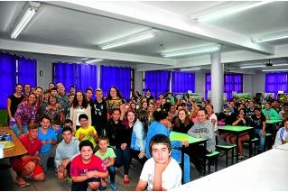 Escola Municipal Carlos Gomes, de Marques de Souza