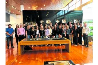 Lojas Certel fortalecem parceria com a Tramontina