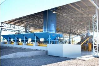 Certel inaugura indústria de artefatos de cimento