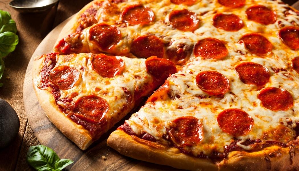 Que tal uma pizza solidária para ajudar quem mais está necessitando?